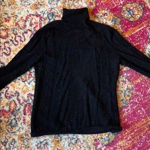 Lord & Taylor Cashmere turtleneck - XL